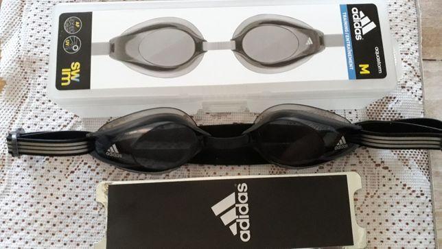 Okulary do pływania Adidas raz użyte M