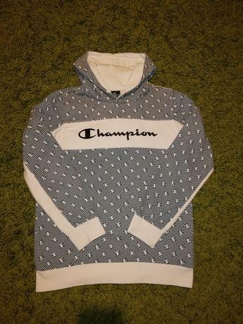 Bluza z kapturem champion 13-14 lat