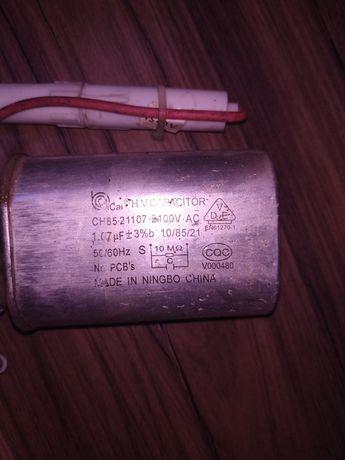 Высоковольтный конденсатор микроволновки Gorenje