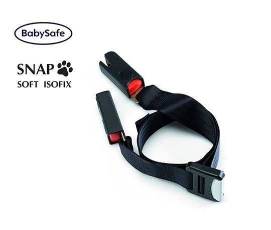 BabySafe Snap Soft Isofix - W&F Outlet Będzin
