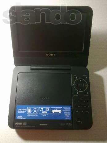 Продам дорожный DVD-плеер Sony DVP-FX720