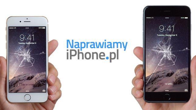WYŚWIETLACZ iPhone 5 5s SE 6 6S 7 8 X + Wymiana Szybki Warszawa