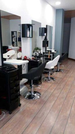 Mobília de salão de cabeleireiro BARATA
