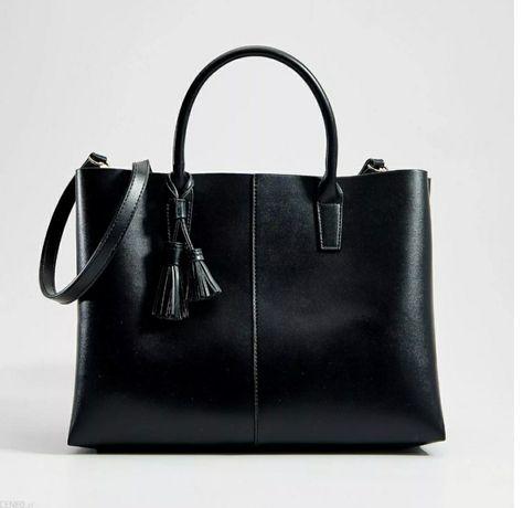 Nowa torebka tote bag z brelokiem. Mohito.