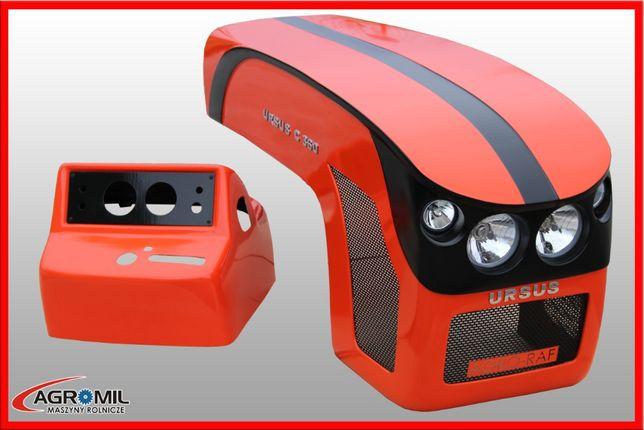 Maska ciągnikowa tworzywo Ursus C360 C-360 model 04 maski ciągnikowa