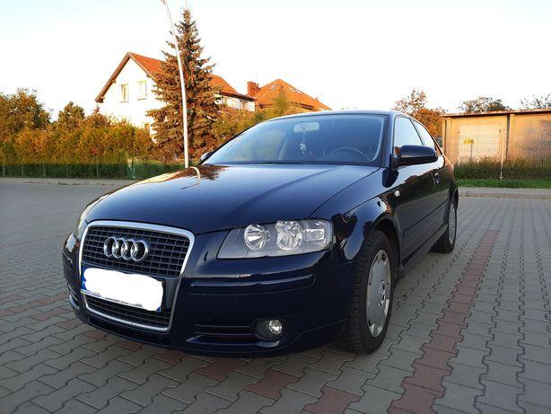 Audi A3 2006r. Zarejestrowane
