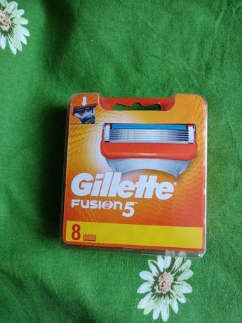 Gillette Fusion 8 sztuk. Oryginał 100% Okazja