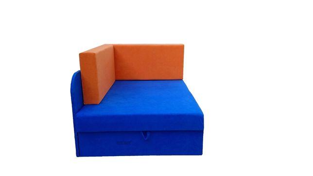 Łóżeczko dla dzieci, kolorowe! funkcja spania, pojemnik! HIT!
