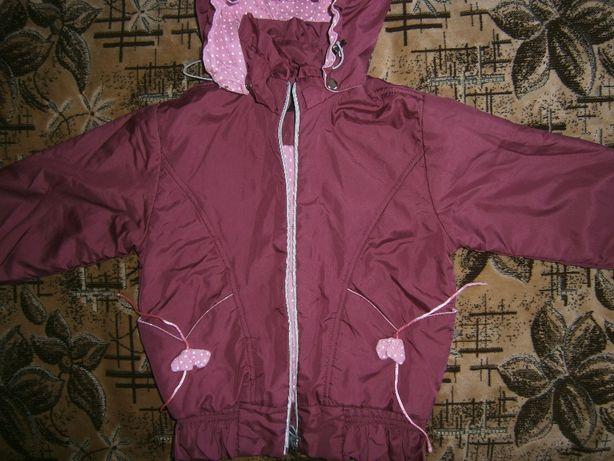 Куртка (ветровка), на рост 98 см
