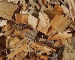 Dou sobrantes de madeira