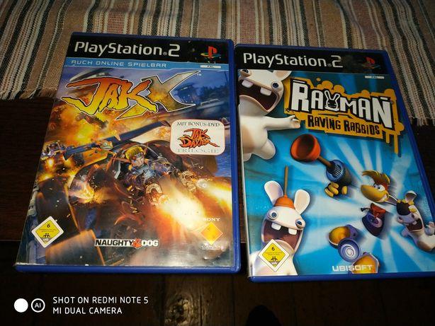 Gry PS2 sprzedam stan dobry komplet