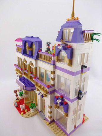 LEGO Friends:  Heartlake Grand Hotel 41101   +    Olivia's House 3315