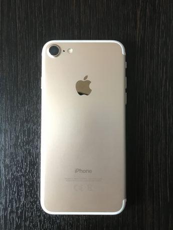 iPhone 7 32gb gold IDEAL neverlock