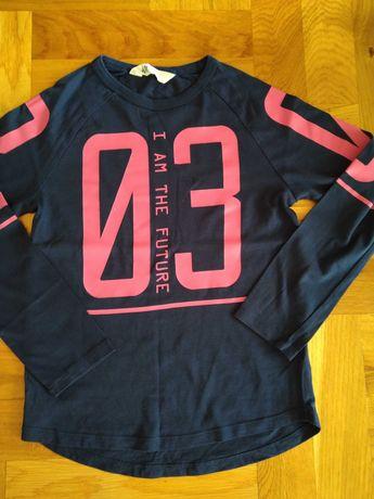 Bluzka H&M rozmiar 122/128