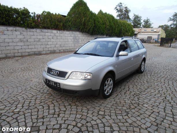 Audi A6 Sprowadzona Opłacona Super stan Manual