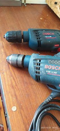 Berbequins 2  Bosch