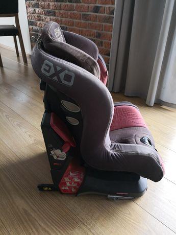 Fotelik dziecięcy EXO Jane z ISOfixem (gratis ubranka dla maluszka)