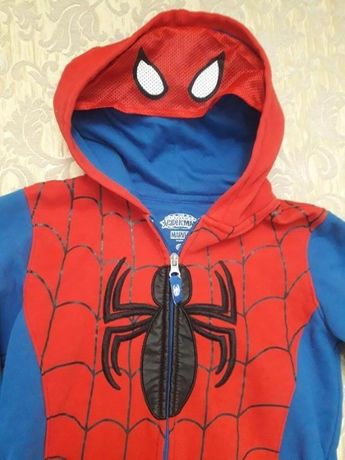 Костюм marvel spiderman на 9 лет