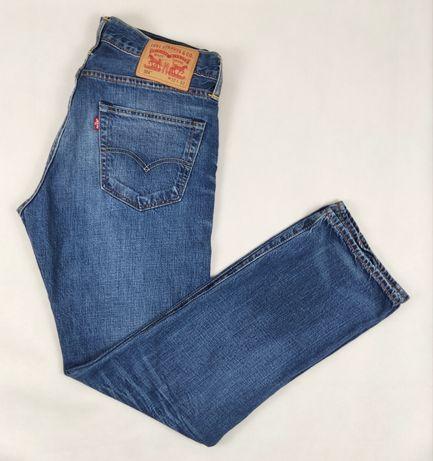 Levi's 504 męskie spodnie jeansowe w rozmiarze W32 L32