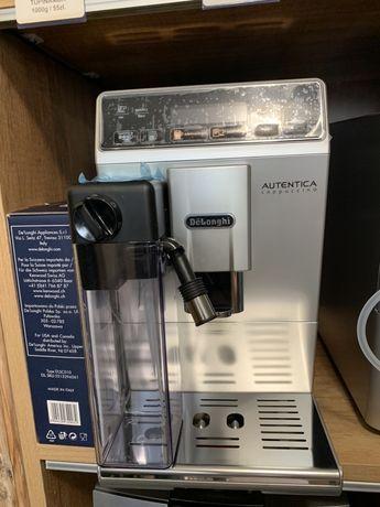Ekspres do kawy DELONGHI ETAM 29.666 Auto Cappuccino gwarancja