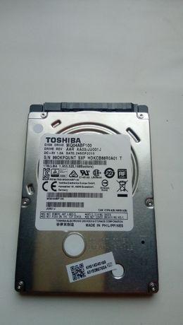 """Жесткий диск винчестер Toshiba 1Tb 2.5"""" art отработал 1час новый"""