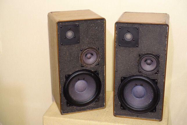 Аудиофильская 3-х полосная HI-FI акустика ISOPHON (60Вт/9кг)(ЗВУК!)