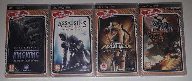 Jogos para consola PSP