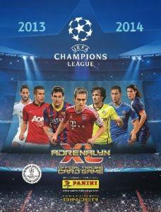 Seria kart UEFA Champions League 2013/14