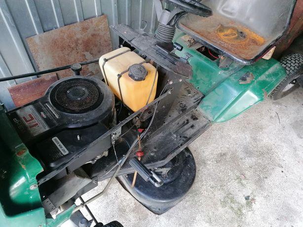 Traktorek kosiarka części kosisko