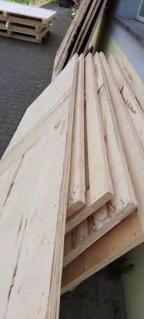 Podesty sklejka altana belki na działkę wiata podest sklejki