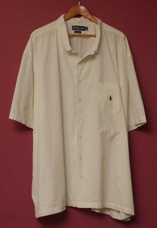 Polo Ralph Lauren 5XL XXXXXL рубашка из хлопка