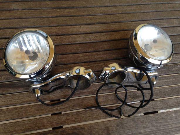 Harley Davidson faróis auxiliares originais
