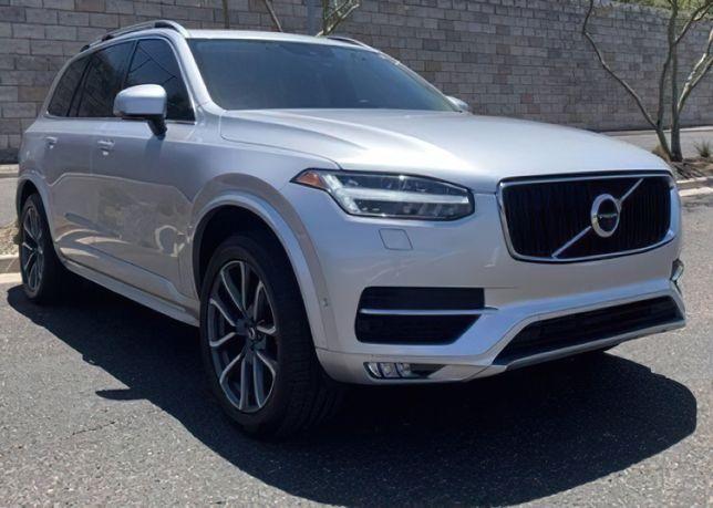 продаж Volvo XC90 2019