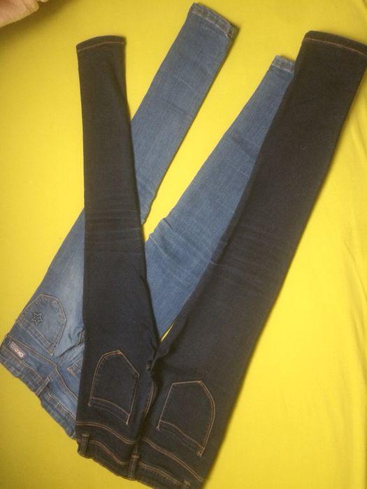 джинси на дівчинку 8-9 років,128см Рожище - изображение 1