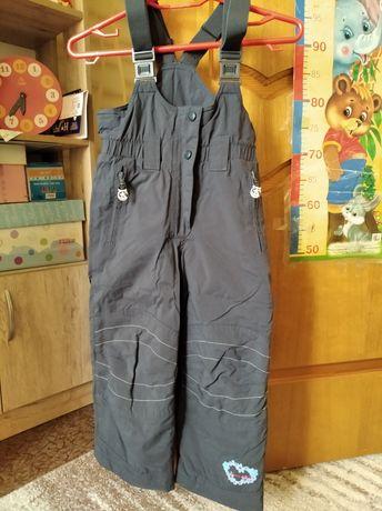 Утеплённые штаны демисезонные