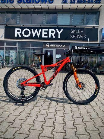 """Rower enduro KTM Prowler Exonic 48cm """"L"""" (Powystawowy) rok gwarancji"""