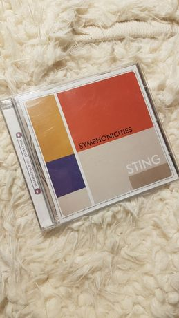 Sting Symphonicities CD