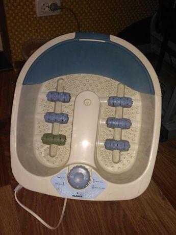 Гідромасаж в робочому стані. Гідро масажна ванна для ніг.