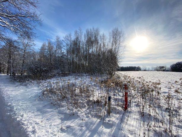 Działka Wojnicz ul. Podlesie 0.57 ha 5 Minut od drogi krajowej 94