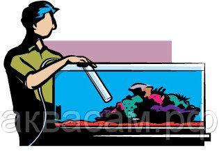 обслуживание, изготовление, ремонт, продажа аквариумов.