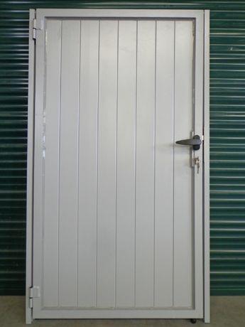 Portão de abrir / Aluminio