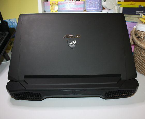 Отличный, игровой ASUS ROG G750JZA - NVIDIA GTX 880M, SSD + HDD, 8Gb
