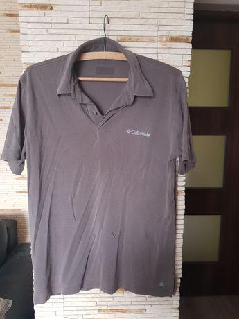 Koszulka polo męska marki Columbia rozmiar M