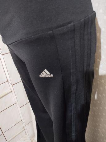 Adidas spodnie dresy ciążowe