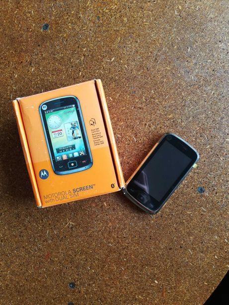 Продам Motorola EX128 новый