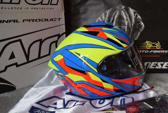 Kask motocyklowy AIROH ST501 Blenda Pinlock! r XL