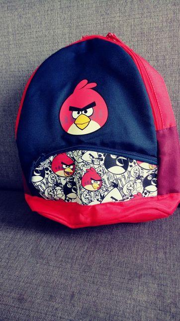 Plecak do przedszkola Angry Birds