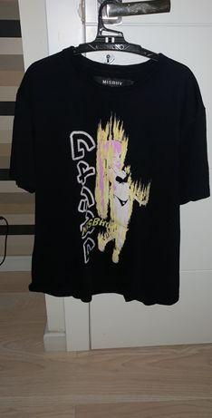 Koszulka MISBHV on fire