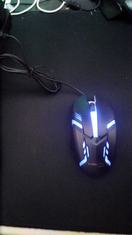 Mouse Gamer USB - Rato gaming NOVO