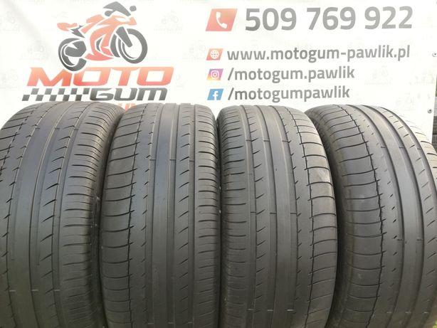 Opony letnie 4x 255/45r20 Michelin 16r
